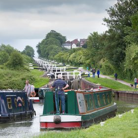 Caen-Lock-on-The-Kennett-Avon-Canal