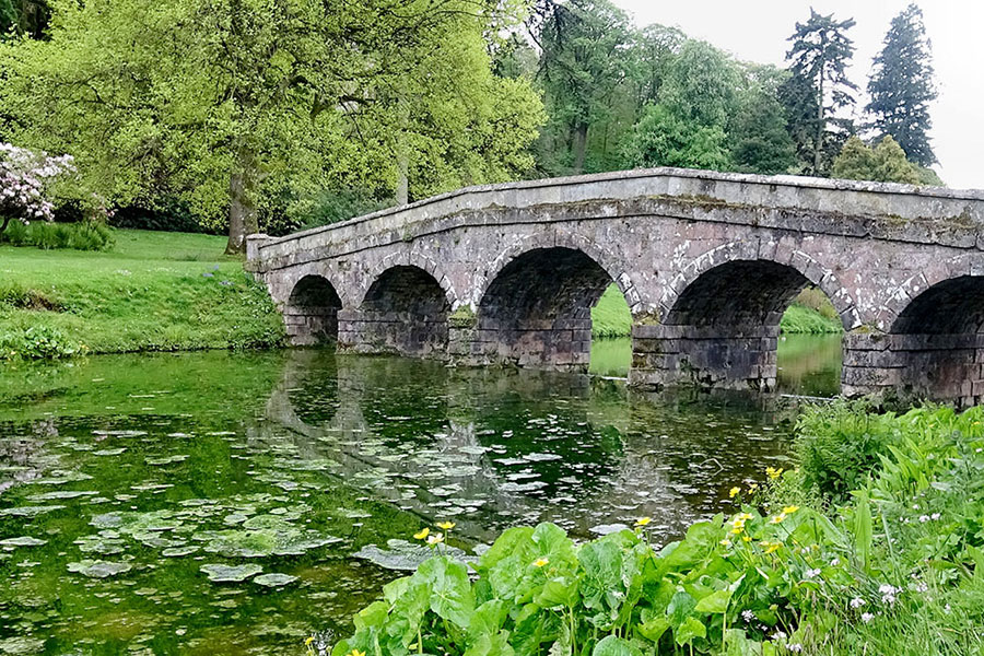 Stourhead by Sarah Ward